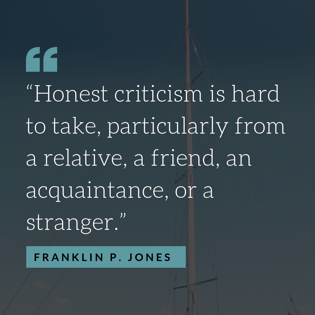 Franklin Jones quote