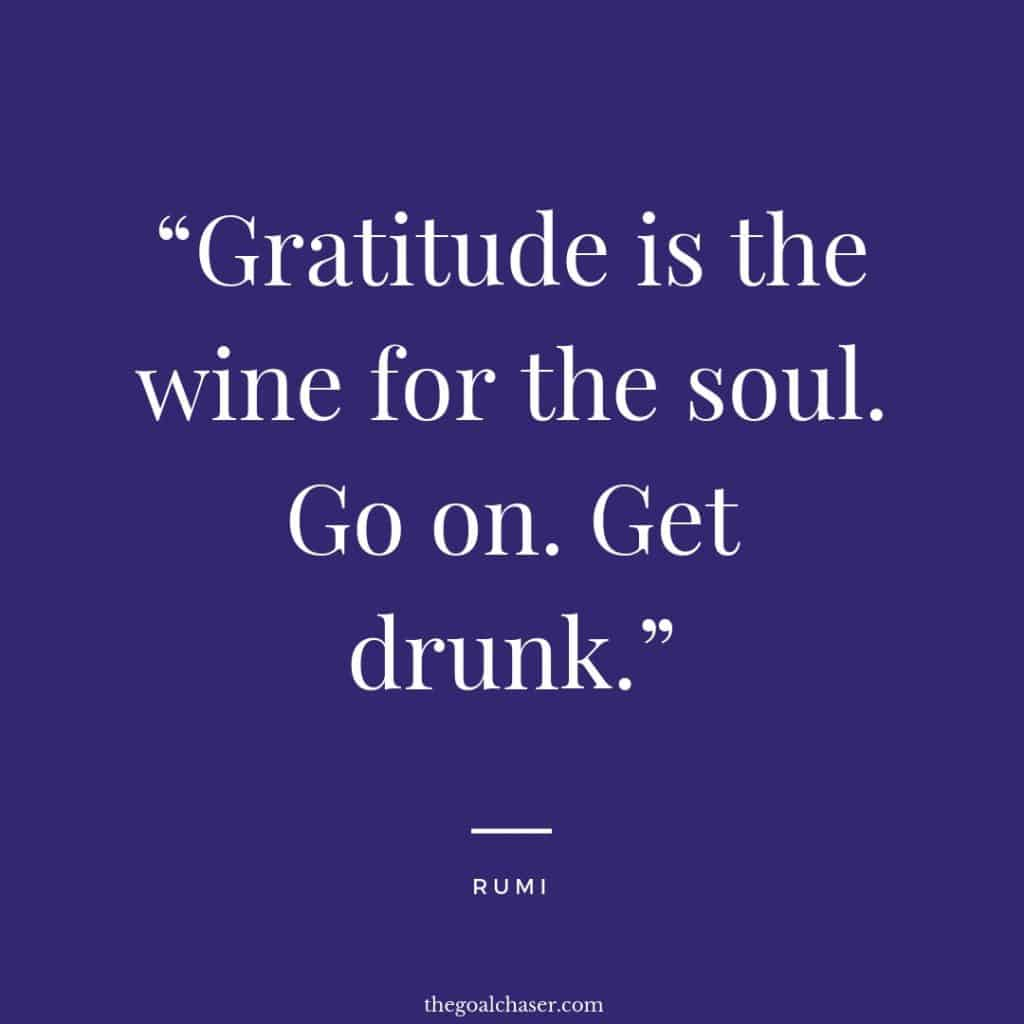 20 Funny Gratitude Quotes - Because Life Isn't Always Rosy...