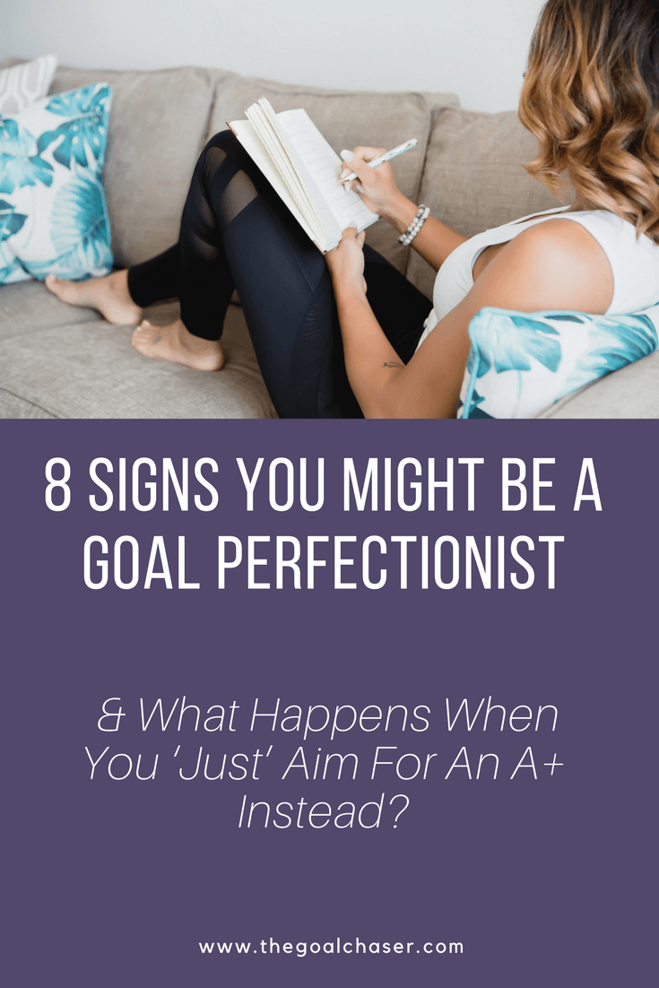 Could You Be A 'Goal Perfectionist'? & What Happens When You