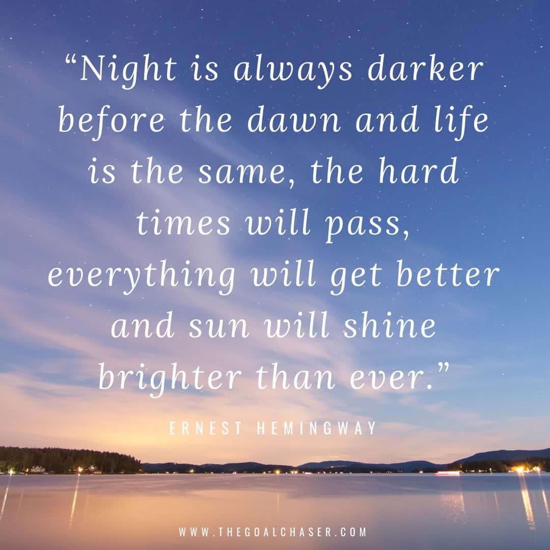 44 Inspiring Good Night Quotes With Calming Images