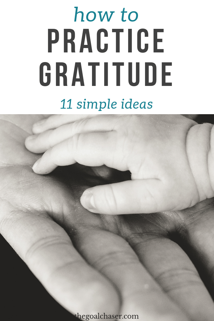 Gratitude. There are so many benefits to your well-being when practising gratitude. Here are 11 simple tips for how to practice gratitude for yourself.